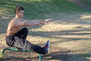 body weight exercise for muscle