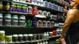 """building muscle over 40"""" supplements"""