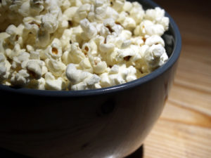 can i eat popcorn on a low carb diet